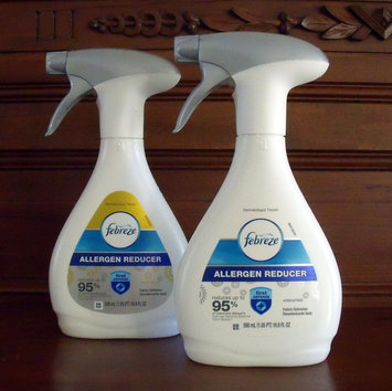 Photo of Febreze Allergen Reducer Fabric Refresher Spray 16.9 oz uploaded by Jamie S.
