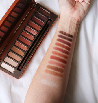 Urban Decay Naked Heat Eyeshadow Palette uploaded by Lily K.
