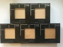 Maybelline Fit Me! Set + Smooth Pressed Powder uploaded by Dalther R.