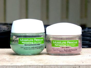 Garnier Moisture Rescue Refreshing Gel-Cream uploaded by Maddy J.