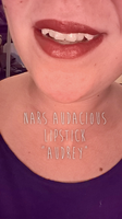 NARS Audacious Lipstick, Audrey (red currant) uploaded by Natalie A.