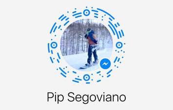 Photo of Facebook Messenger uploaded by Pip S.