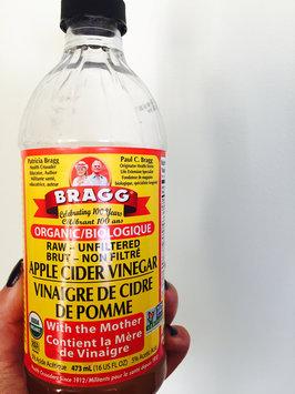 Braggs Organic Apple Cider  Vinegar  uploaded by Shama P.