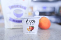 Siggi's Yogurt Non-Fat Peach uploaded by MOLLY /.