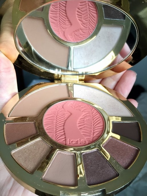 tarte Showstopper Clay Palette uploaded by Christina G.