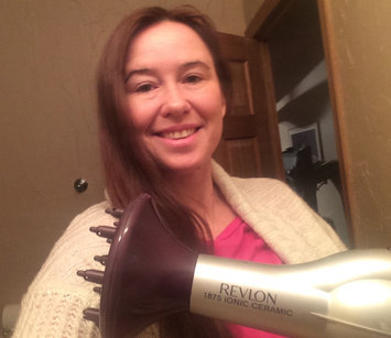 Revlon 1875W Full Size Hair Dryer uploaded by Jessica E.