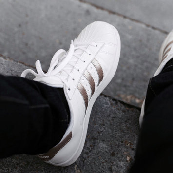 adidas Women's Superstar Casual Sneakers from Finish Line uploaded by Alicia R.