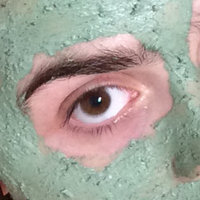 LUSH Mask of Magnaminty uploaded by Baylee B.