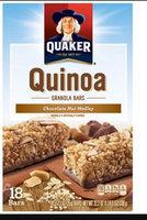 Quaker® Chocolate Nut Medley Quinoa Granola Bars uploaded by karina m.