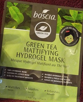 Photo of boscia Green Tea Mattifying Hydrogel Mask uploaded by Elizabeth S.