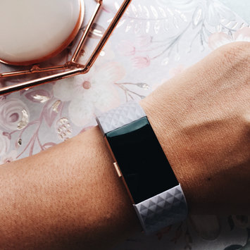 Fitbit Charge 2 Special Edition - Lavender/Rose Gold (Small) uploaded by Crystal B.