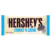 Hershey's Cookies 'n' Creme Candy Bar uploaded by Shayla💕 z.