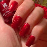 Red Carpet Manicure Red LED Gel Nail Polish Collection uploaded by Michelle L.