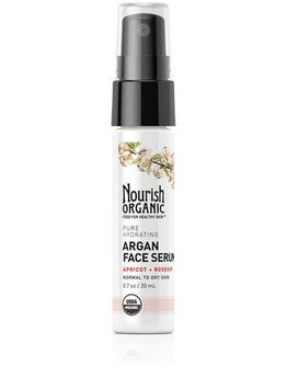 Nourish Organic Argan Face Serum Apricot + Rosehip uploaded by Summer B.