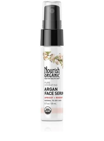 Nourish Organic Argan Face Serum Apricot + Rosehip uploaded by Summer B.