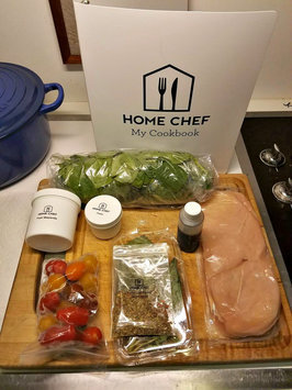 Home Chef Meal Delivery uploaded by Melany A.