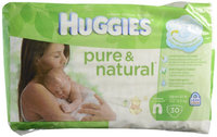 Huggies® Pure & Natural Diapers uploaded by Tarrah D.