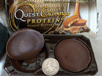 Quest Cravings Protein Peanut Butter Cups, 12 ea uploaded by Antoinette J.