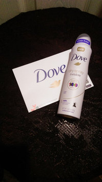 Dove® Invisible Antiperspirant Dry Spray Sheer Fresh uploaded by Crystal R.
