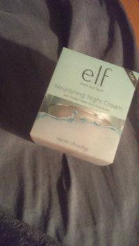 Photo of e.l.f. Skincare Nourishing Night Cream uploaded by morgan c.