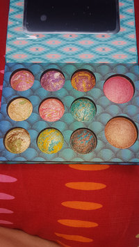 Photo of BH Cosmetics Wild & Alluring Eyeshadow and Highlighter Palette 11 Colors, Multi-Colored uploaded by Dina K.
