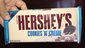 Photo of Hershey's® Snack Size Cookies 'N' Cream uploaded by Yudeisi C.