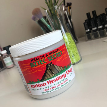 Photo of Aztec Secret Indian Healing Clay Deep Pore Cleansing uploaded by Isabel R.