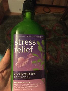 Photo of Bath Body Works Bath and Body Works Aromatherapy Eucalyptus Spearmint Stress Relief Pillow Mist 5.3 oz uploaded by Ana R.
