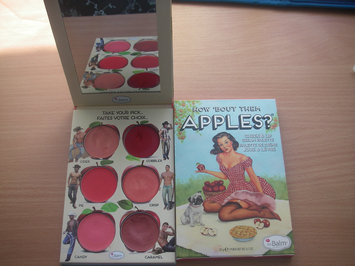 Photo of Thebalm the Balm How Bout Them Apples Cheek & Lip Cream Palette uploaded by Natalia B.
