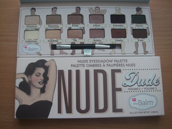 Thebalm the Balm Nude Dude Palette uploaded by Natalia B.