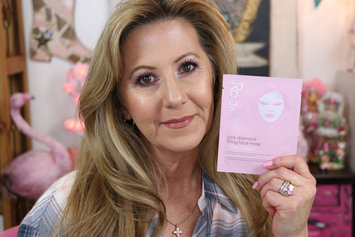 Photo of Rodial Pink Diamond Lifting Face Mask 8 ct uploaded by Marsha W.