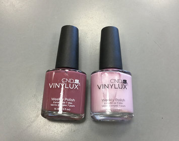 Photo of CND Vinylux Weekly Polish uploaded by Shelesea R.