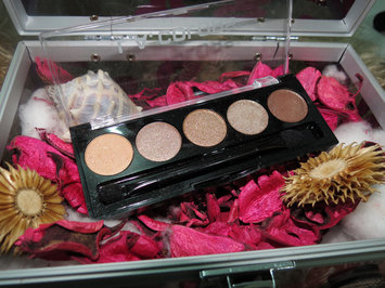 Photo of L.A. Colors 5 Color Metallic Eyeshadow uploaded by Maybelline c.