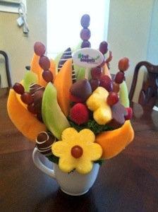 Photo of Fruit Bouquets.com uploaded by Tasmine W.