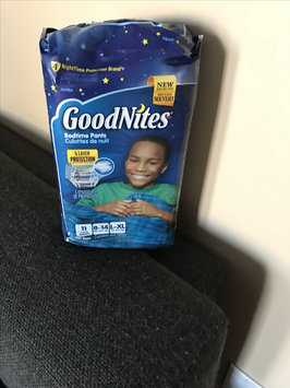 GoodNites® Bedtime Pants for Boys L/XL uploaded by Asti G.