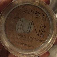 Catrice Sun Glow Matt Bronzing Powder uploaded by ⠀⠀⠀⠀⠀Tarika R.