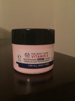 Photo of THE BODY SHOP® Vitamin E Nourishing Night Cream uploaded by Amy C.