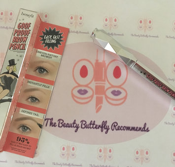 Photo of Benefit Cosmetics Goof Proof Eyebrow Pencil uploaded by Emma S.