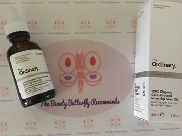 Photo of The Ordinary 100% Organic Cold-Pressed Rose Hip Seed Oil 1 oz/ 30 mL uploaded by Emma S.