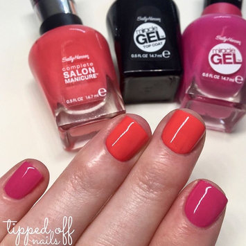 Sally Hansen® Miracle Gel™ Nail Polish uploaded by Chloe T.