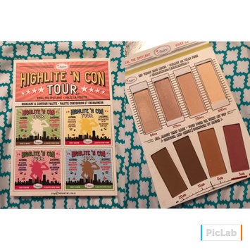 the Balm Highlite 'N Con Tour Palette uploaded by Danielle T.
