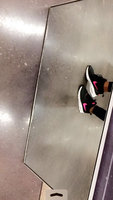 Nike Girls' Grade School Air Max Thea Running Shoes, Girl's, Black uploaded by tamera w.