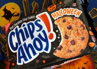 Nabisco Chips Ahoy! Haunted Halloween Chocolate Chip Cookies uploaded by Kristie T.