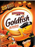 Pepperidge Farm Goldfish Cheddar Halloween Polybag Target Exclusive - uploaded by Kristie T.