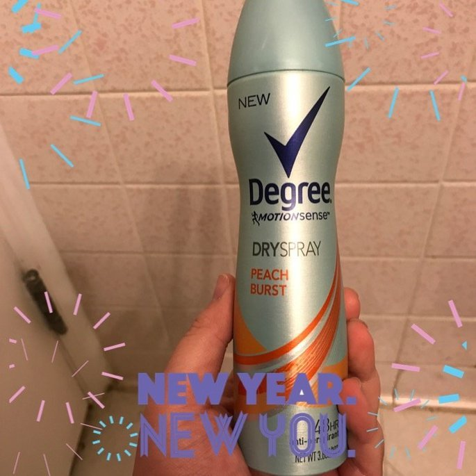 Degree, Dove & Axe Dry Spray Antiperspirants uploaded by Kristine K.