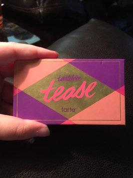 tarte Tartelette Tease Clay Palette uploaded by Hannah G.