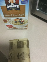 Quaker® Maple & Brown Sugar Instant Oatmeal 20-1.51 oz. Packets uploaded by Penny O.