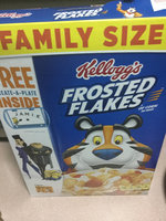 Kellogg's Frosted Flakes Cereal uploaded by Penny O.