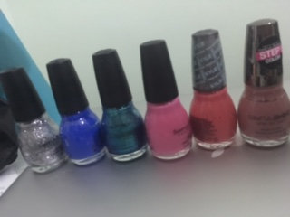 SinfulColors Professional Nail Color uploaded by Erika d.