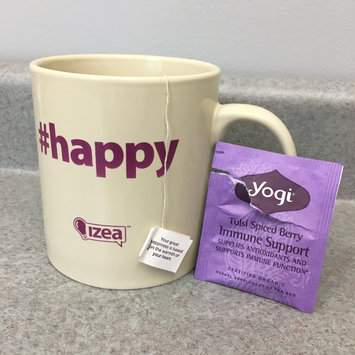 Photo of Yogi Tulsi Spiced Berry Immune Support Tea, 16 Ct uploaded by Kristina W.
